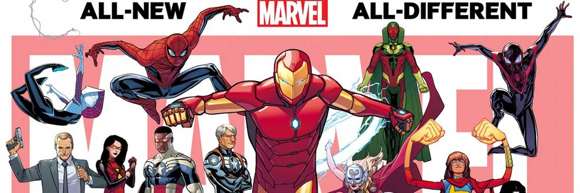 Marvel Comics Previews
