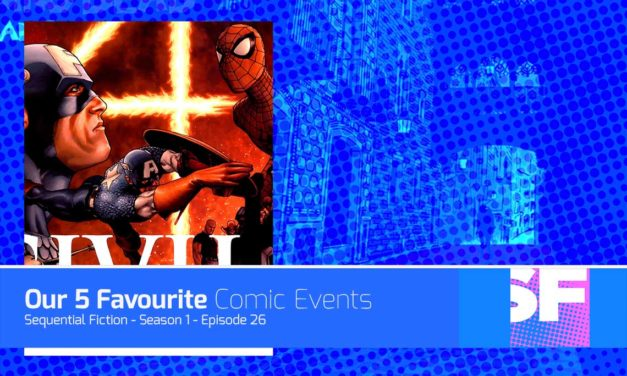 Episode 26 – Our Favourite Event Comics