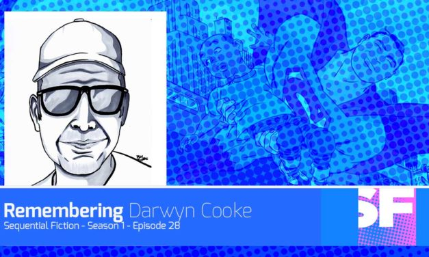 Episode 28 – Darwyn Cooke