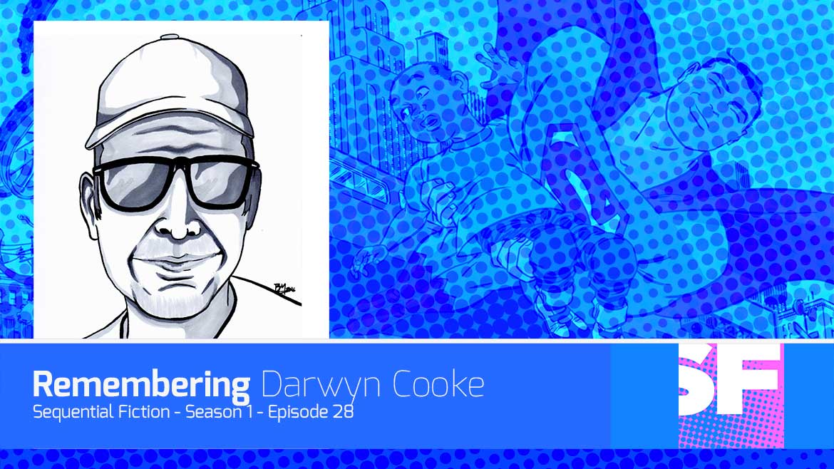 Episode 28 - Darwyn Cooke